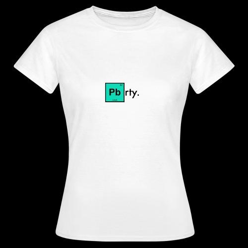 Chemistry Top. - Women's T-Shirt