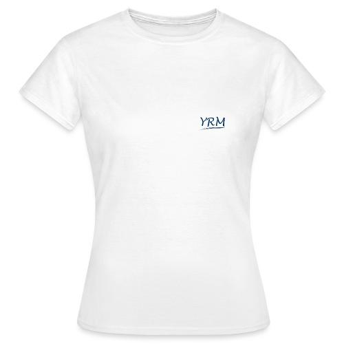 YRMSchriftzug - Frauen T-Shirt