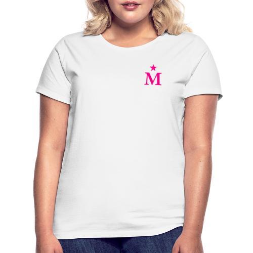 M de Moderdonia rosa - Camiseta mujer