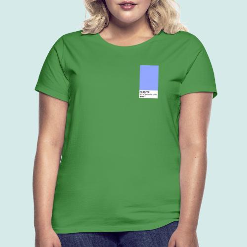 #93A7FF - Frauen T-Shirt
