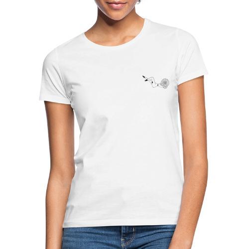 Flower power - Dame-T-shirt