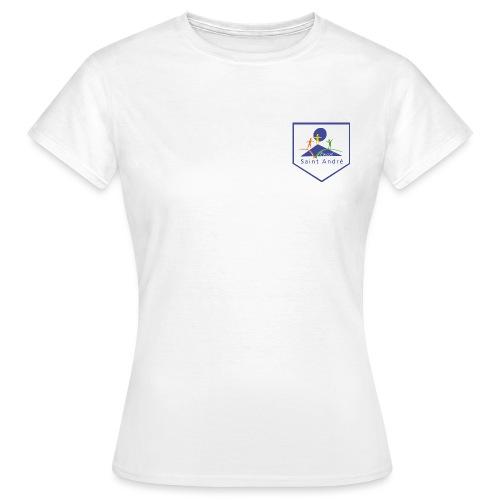 Blason - T-shirt Femme