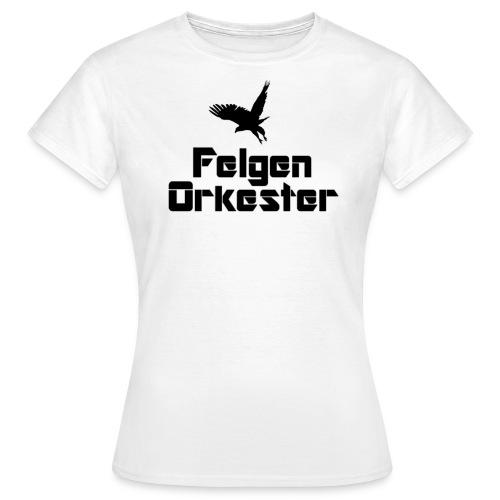 t skjorte sortlogo png - T-skjorte for kvinner