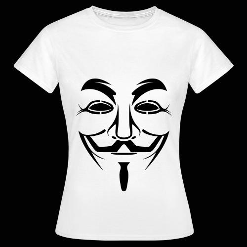 anonymous - Women's T-Shirt