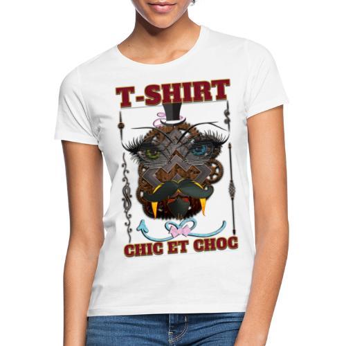 T-shirt chic et choc - T-shirt Femme