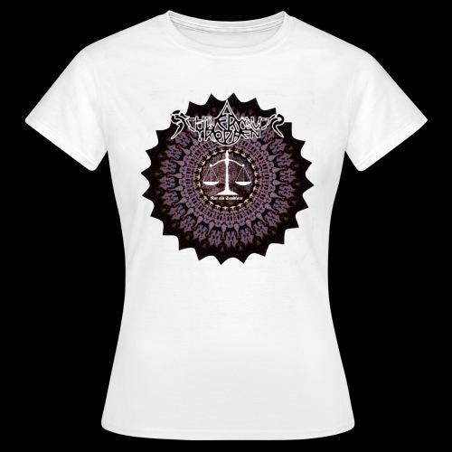 Schwermutstropfen - Nur ein Sandkorn - Frauen T-Shirt