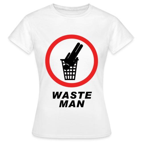 Waste Man - Women's T-Shirt