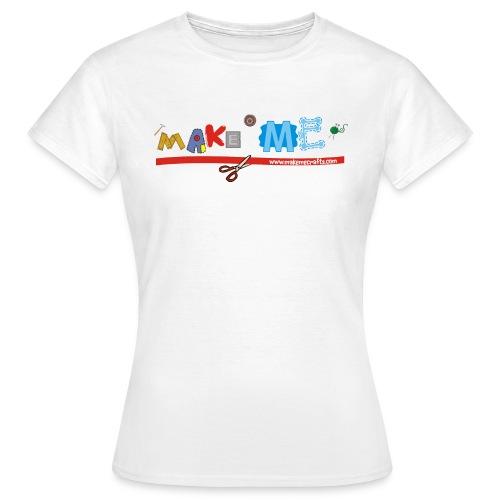 Make ME Logo - Women's T-Shirt