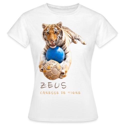 Zeus ballons - T-shirt Femme