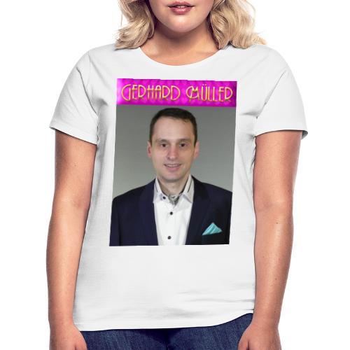 Foto und Logo von Gerhard Müller - Frauen T-Shirt