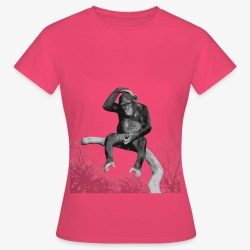 Monkey Music - Women's T-Shirt