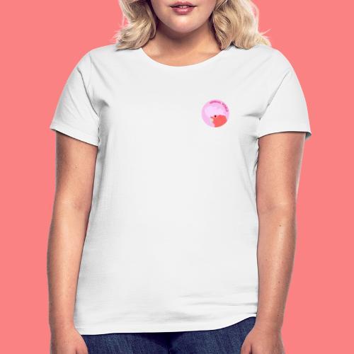 minimal world logo - Maglietta da donna
