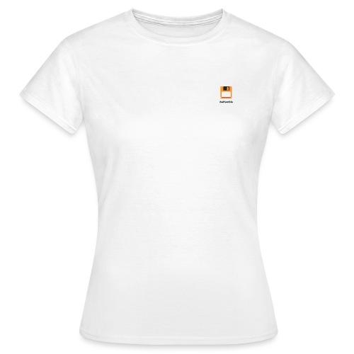 Diskette - Vrouwen T-shirt