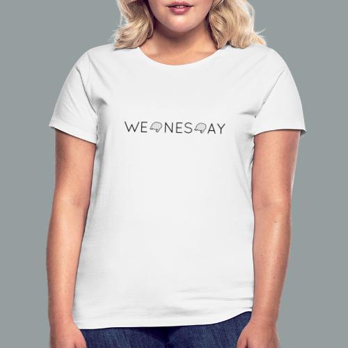 It is wednesday - Camiseta mujer