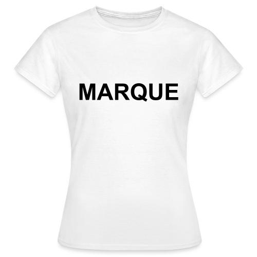 MARQUE - T-shirt Femme