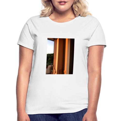 Sonnenstrahlen - Frauen T-Shirt