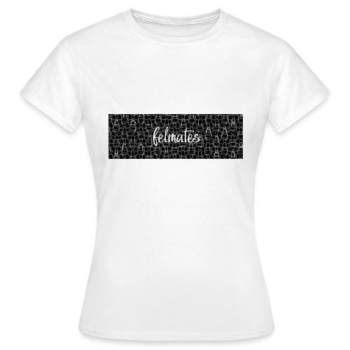 felmates the artists - Teaser Tshirt - Frauen T-Shirt