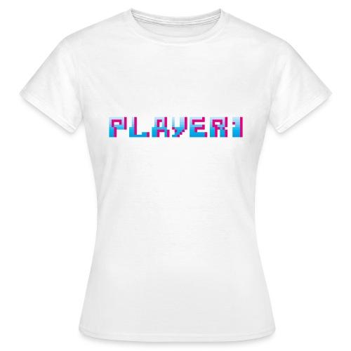 Arcade Game - Player 1 - Women's T-Shirt