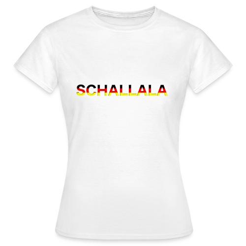 Schallala - Frauen T-Shirt