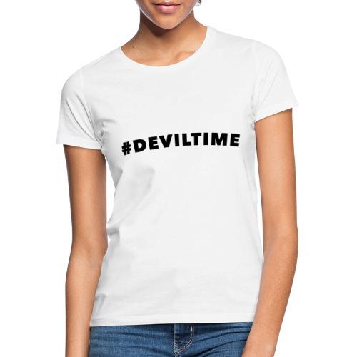 deviltime Belgique - Belgique - Belgique - T-shirt Femme
