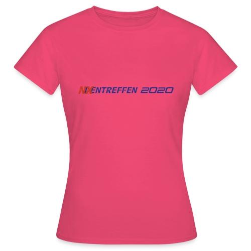 nixentreffen 2020 - Vrouwen T-shirt
