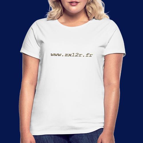 www zx12r fr OR - T-shirt Femme