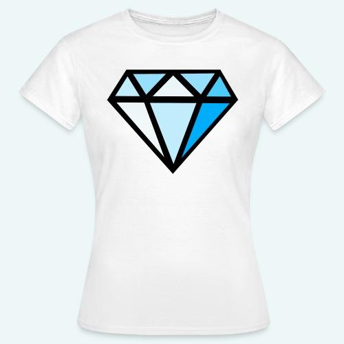 FCTimantti logo ilman tekstia - Naisten t-paita