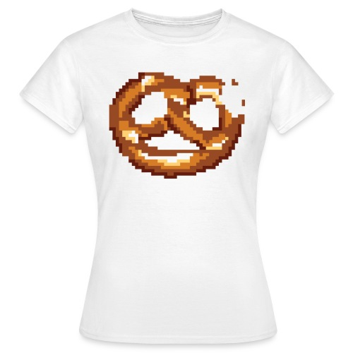 Breze mit Biss - Frauen T-Shirt