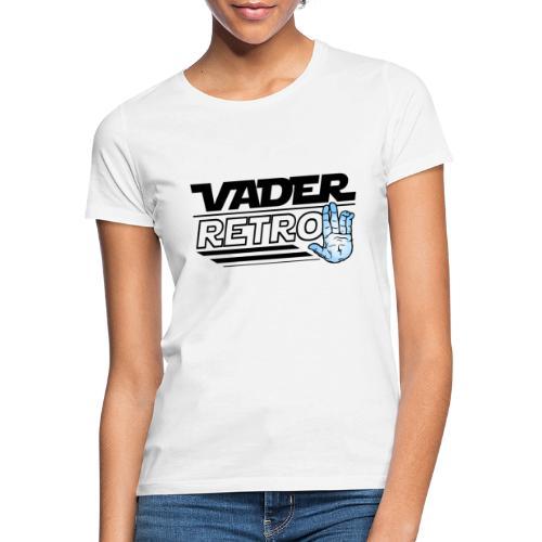 Vader Retro! - Maglietta da donna