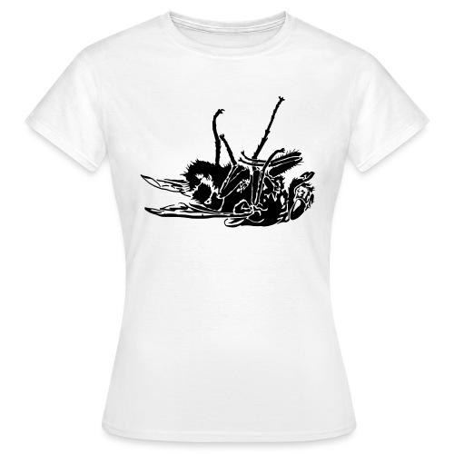 mouche morte - T-shirt Femme