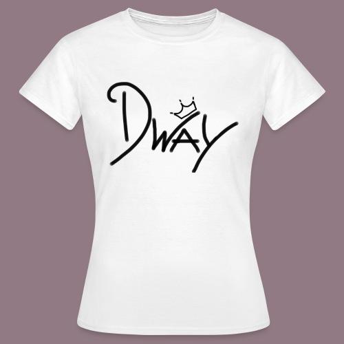 Dway's Surf - T-shirt Femme