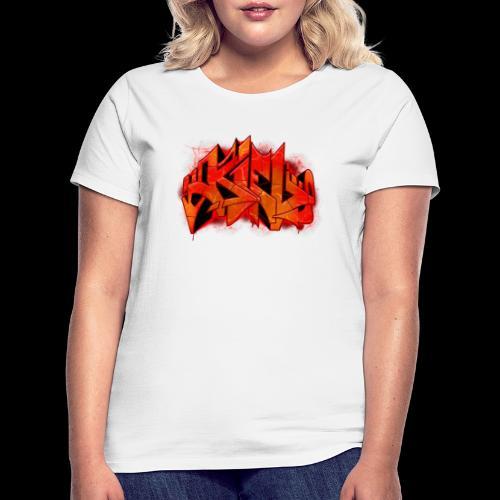 Kiel Graffiti - Frauen T-Shirt