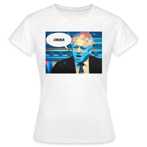 ORDER - Frauen T-Shirt