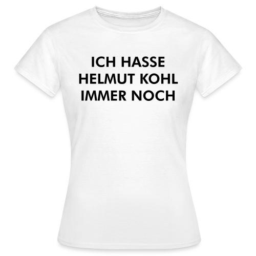Helmut Kohl - Frauen T-Shirt