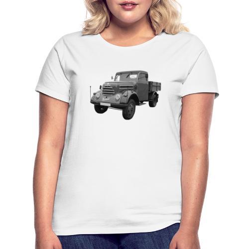 Garant K 30 Robur Zittau DDR Oldtimer Lkw - Frauen T-Shirt