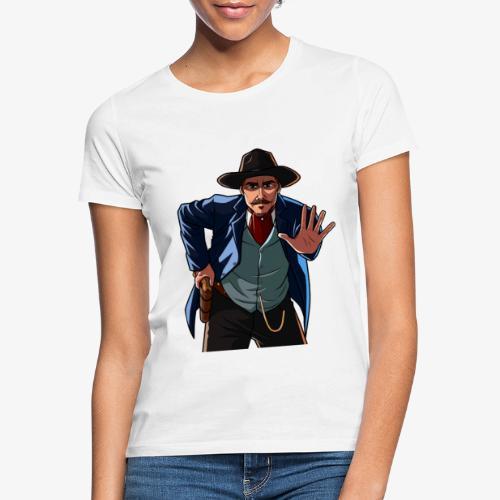 Cowboy Freeze! - Women's T-Shirt