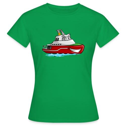 Boaty McBoatface - Women's T-Shirt