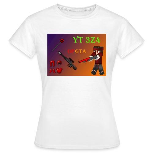 yt 3z4 - Naisten t-paita