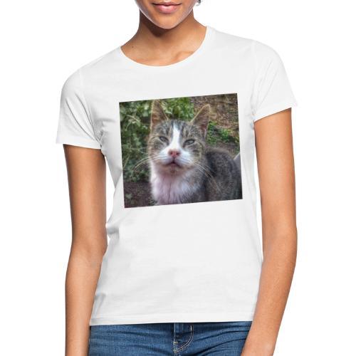 Katze Max - Frauen T-Shirt