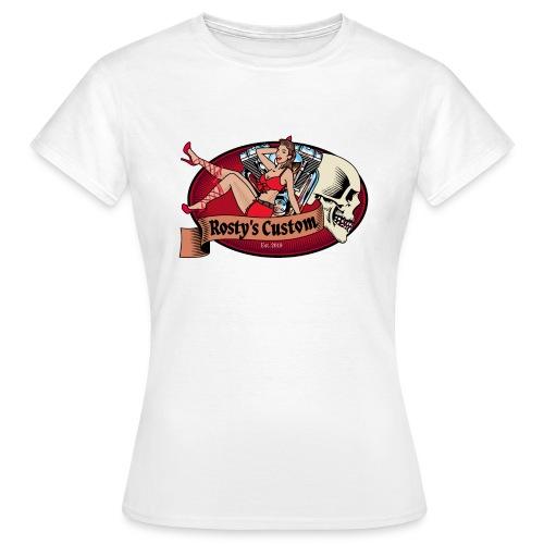 Standart Logo - Frauen T-Shirt