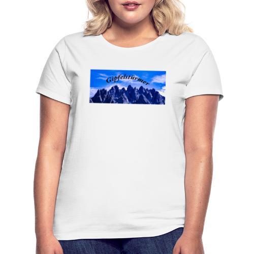 Dolomitenpanorama - Frauen T-Shirt