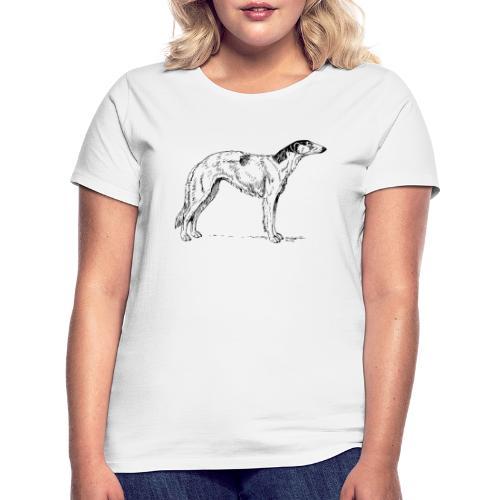 Windhund - Frauen T-Shirt