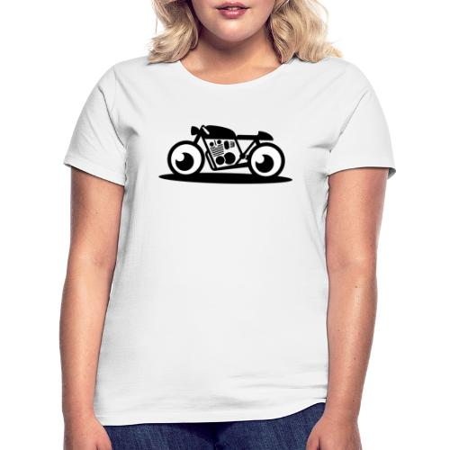 259 2594755 triumph thruxton bike source bullet bi - Frauen T-Shirt