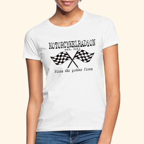 Motorcykelradion 2021 - T-shirt dam