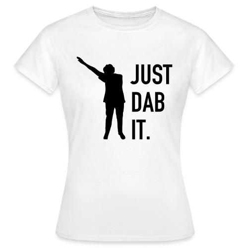 Just dab it – Ing-Britt - T-shirt dam
