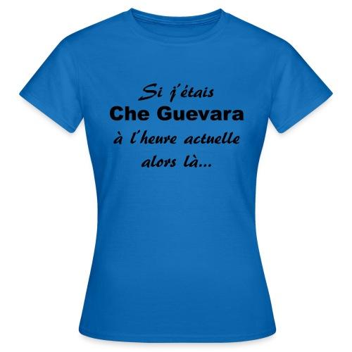 Revolution - T-shirt Femme