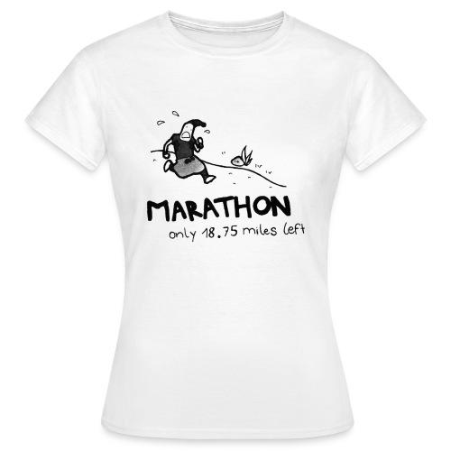 marathon-png - Koszulka damska