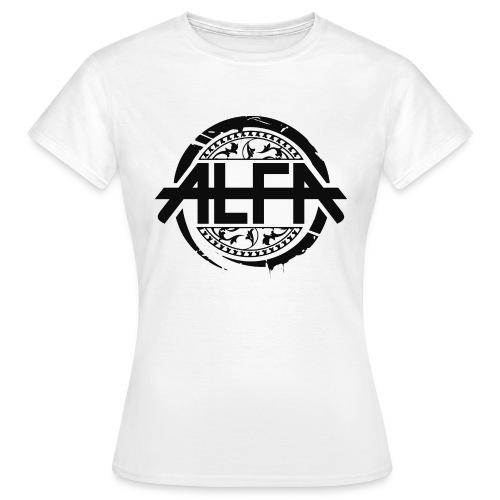 Alfa Logo - Frauen T-Shirt