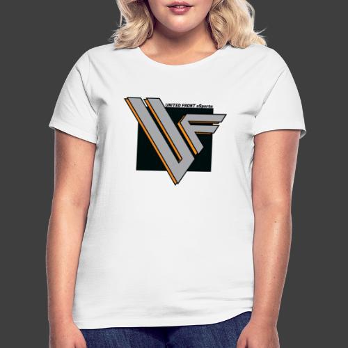 United Front - Naisten t-paita