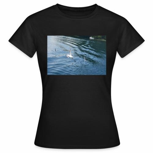 un Gabbiano che vola - Maglietta da donna